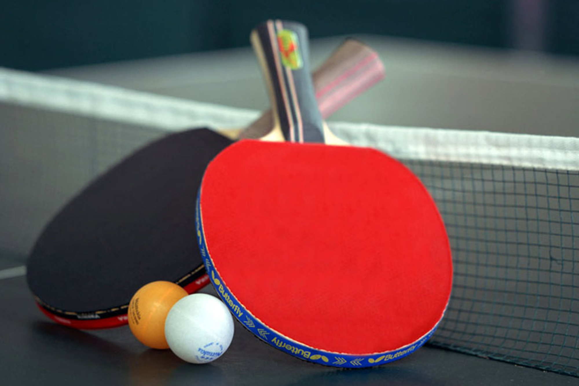 Table tennis tournament bethesda baptist church ipswich for 10 rules of table tennis