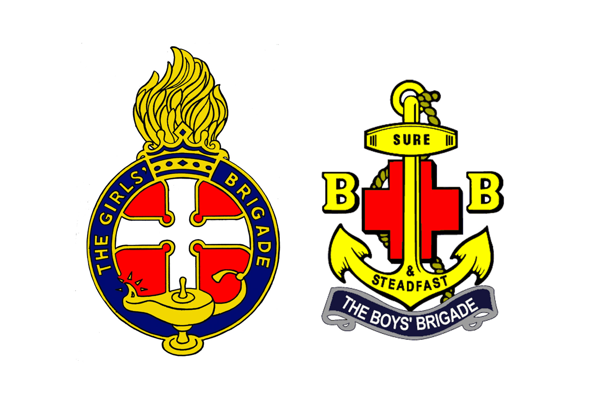 Girls Brigade and Boys' Brigade Return