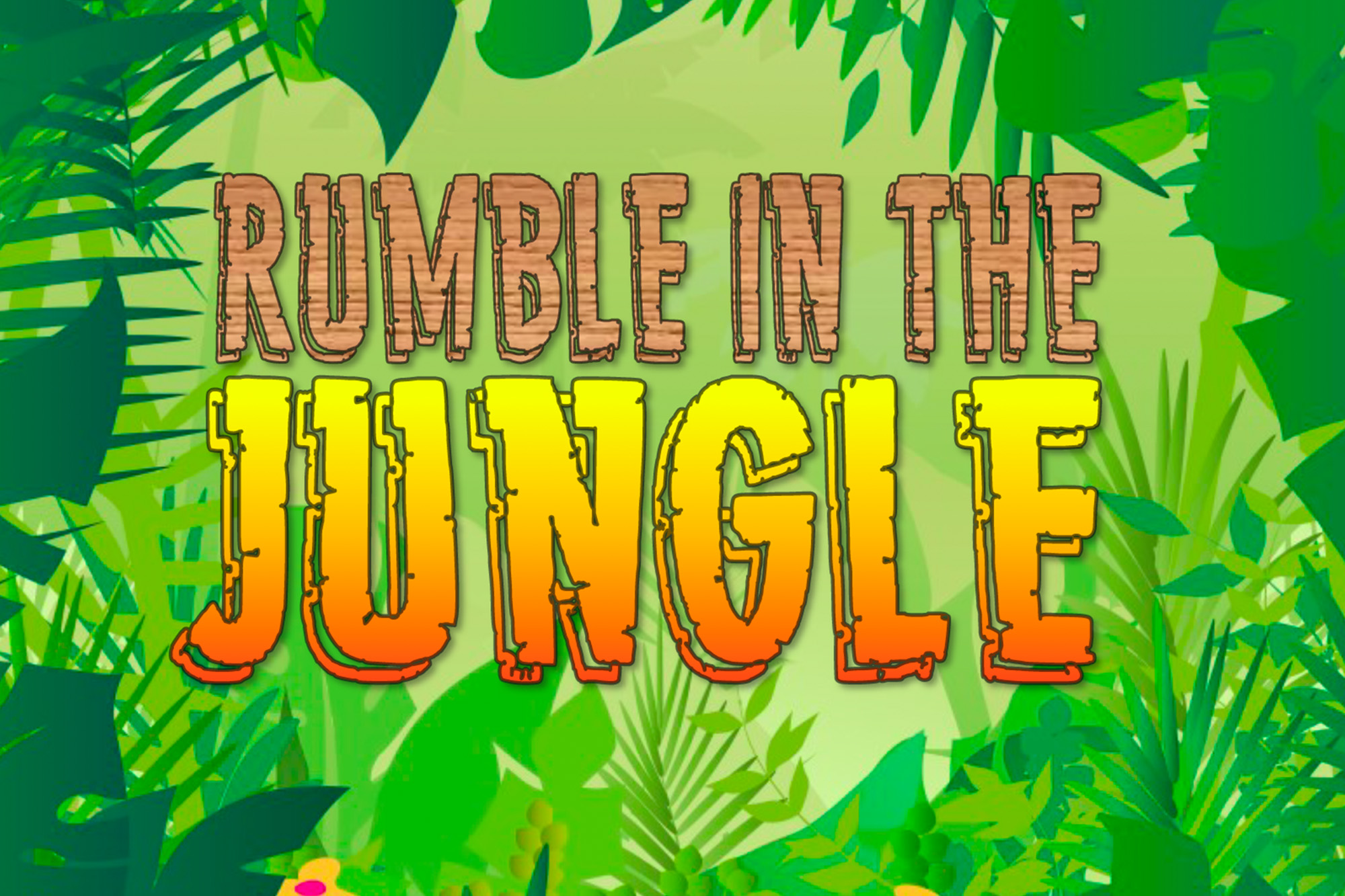 Holiday Club 2017 Rumble In the Jungle