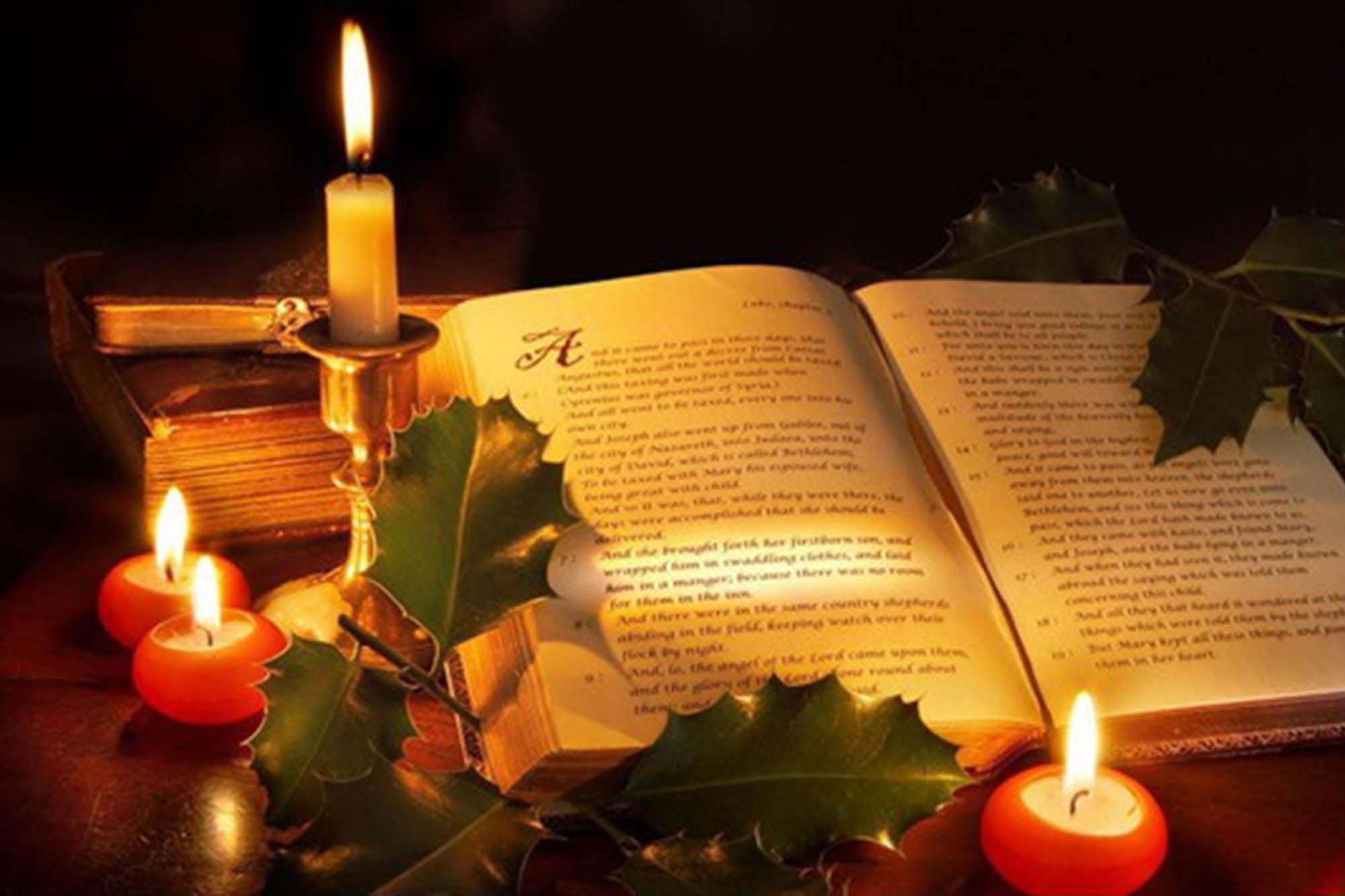 Christmas Candlelit Carol Service
