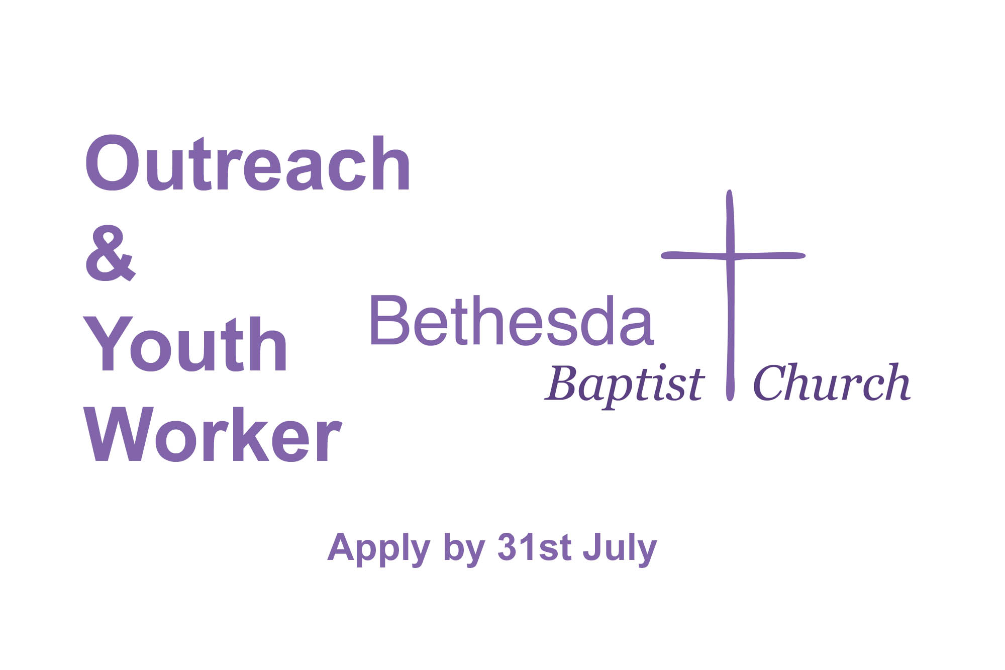 Outreach Youth Worker Applications